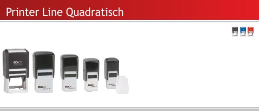 Printer Line Quadratisch