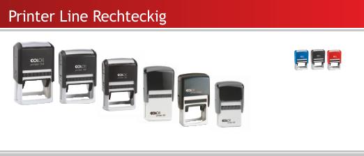 Printer Line Rechteckig