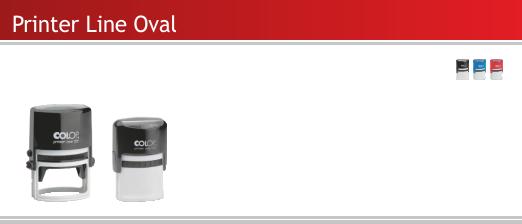 Printer Line Oval