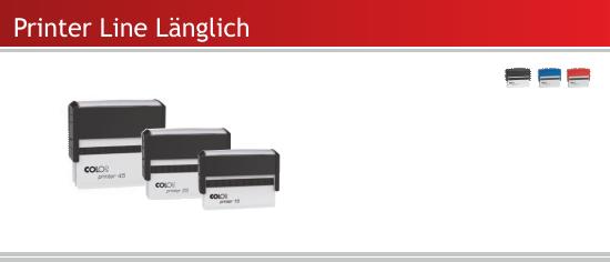 Printer Line Länglich